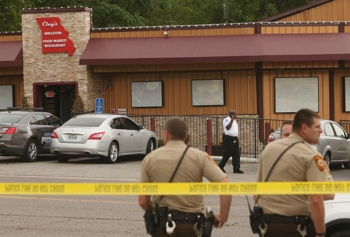 Police Officer Fatally Shot In Wellston Suspect In Custody Law And Order Stltoday Com