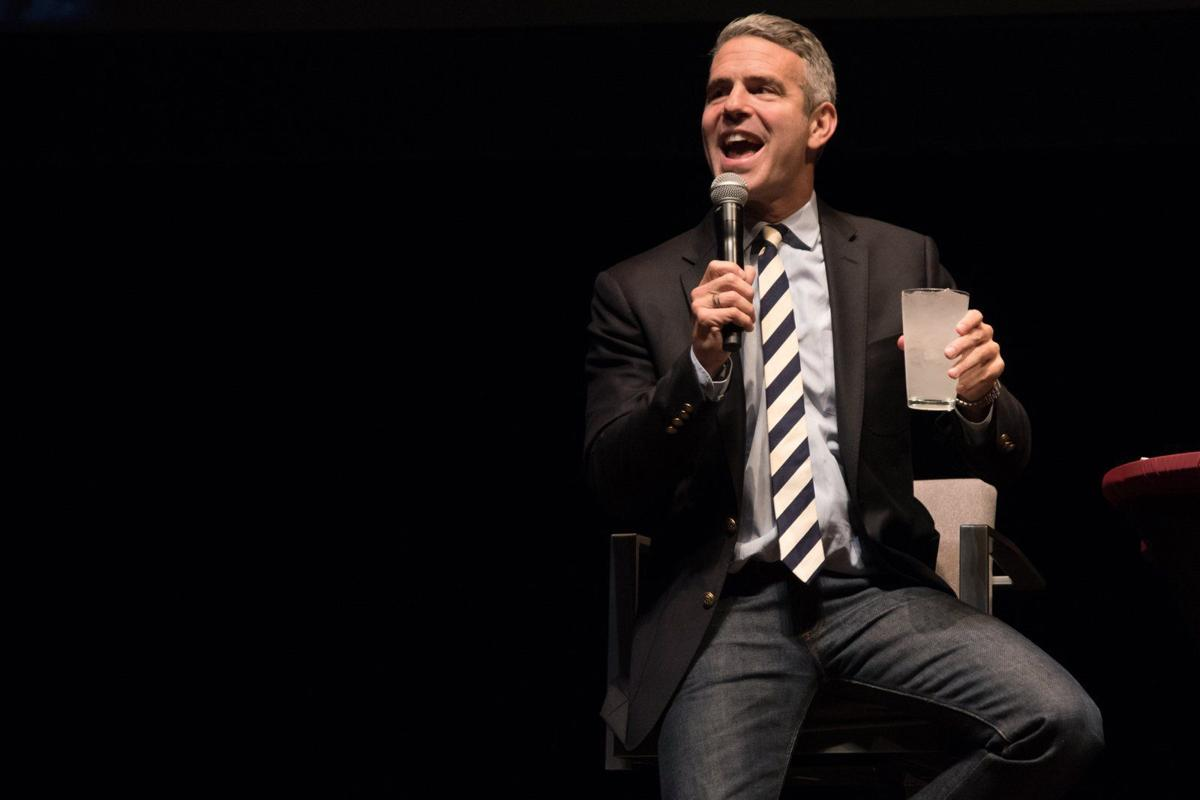 'AC²: An Intimate Evening with Anderson Cooper & Andy Cohen' at