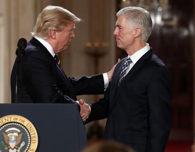 APTOPIX Trump Supreme Court