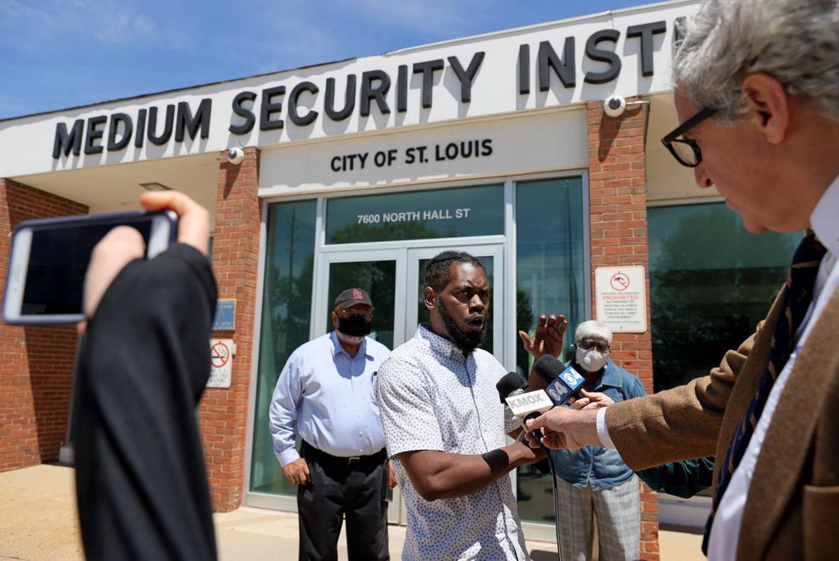 Aldermen tour Medium Security Institution