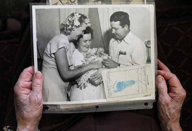 Nurse and preemie patient have remained close