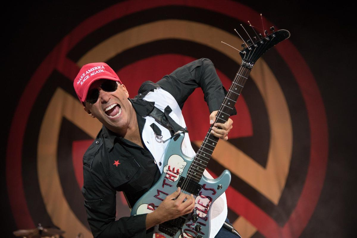 Prophets of Rage at Hollywood Casino Amphitheatre
