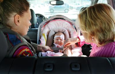New Illinois Law Will Require Rear Facing Car Seats Up To Age 2