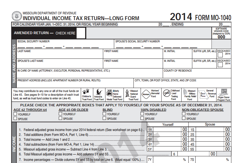 Tax Refund Wait In Missouri May Not Be As Bad As 2016 Political
