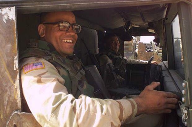 Sgt. Melvin Mora