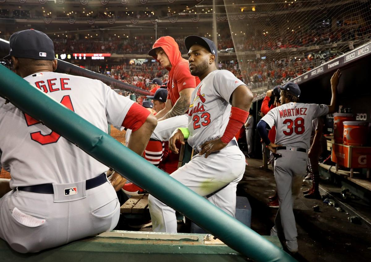 NATIONAL DISASTER: With 2 runs in 3 games, Cardinals on brink of elimination