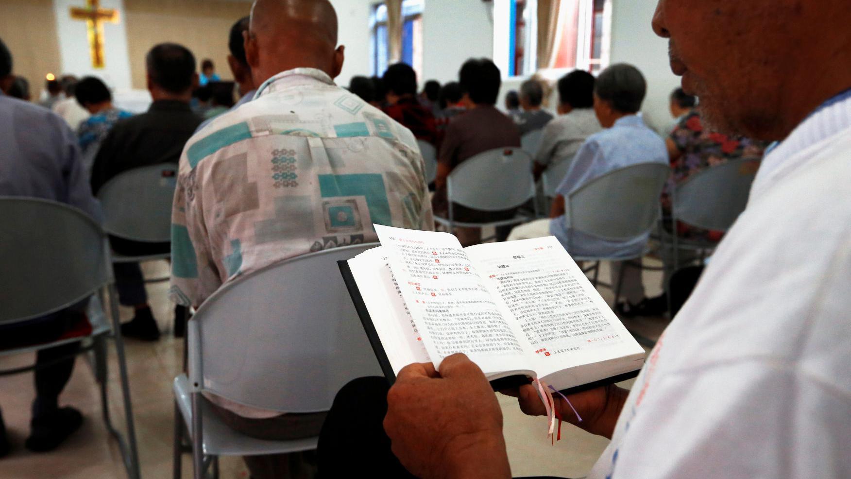 Nuns arrested as Beijing turns up heat on Roman Catholic Church in Hong Kong