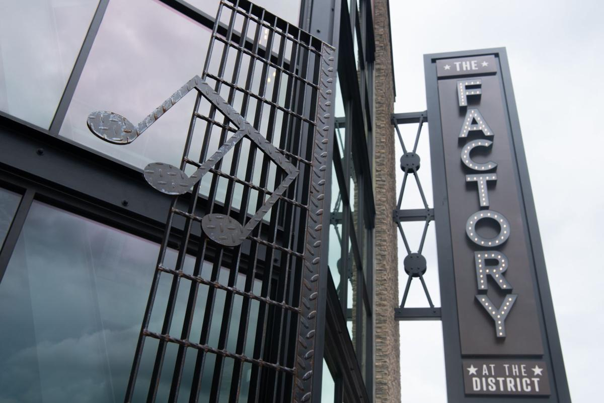 Sneak peek of the Factory in Chesterfield