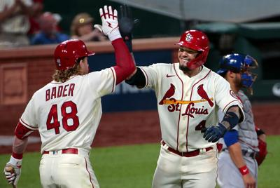 Cardinals host Cubs in second game of Busch series