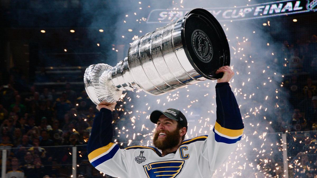 Video tells the story of Blues' Hollywood season