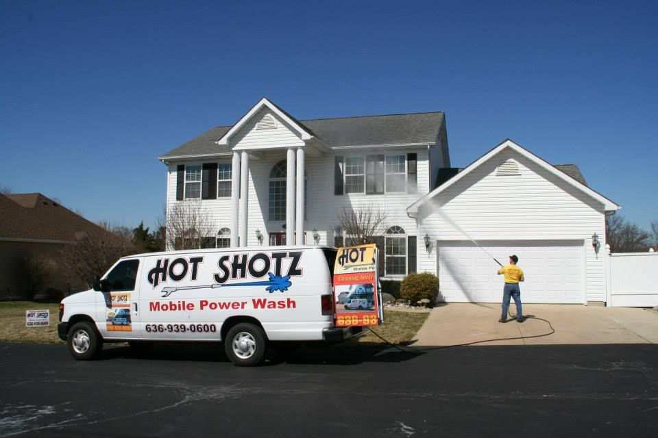 Hot shotz Mobile Power Wash