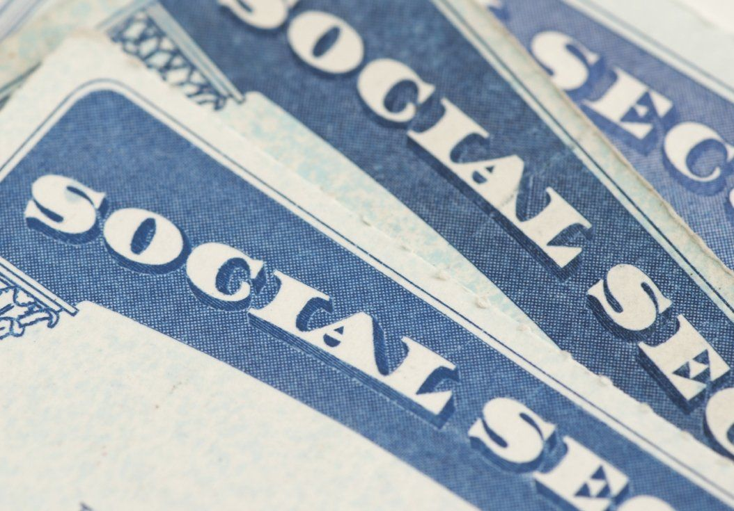 Social Security administration / Social Security cards.