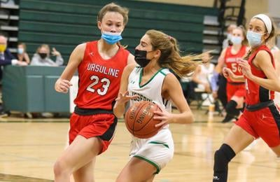 St. Joseph's vs. Ursuline basketball