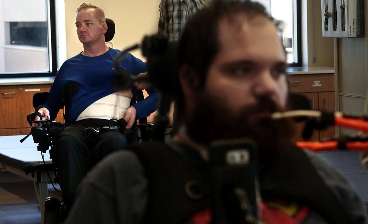 Injured officers find a place to heal in Colorado