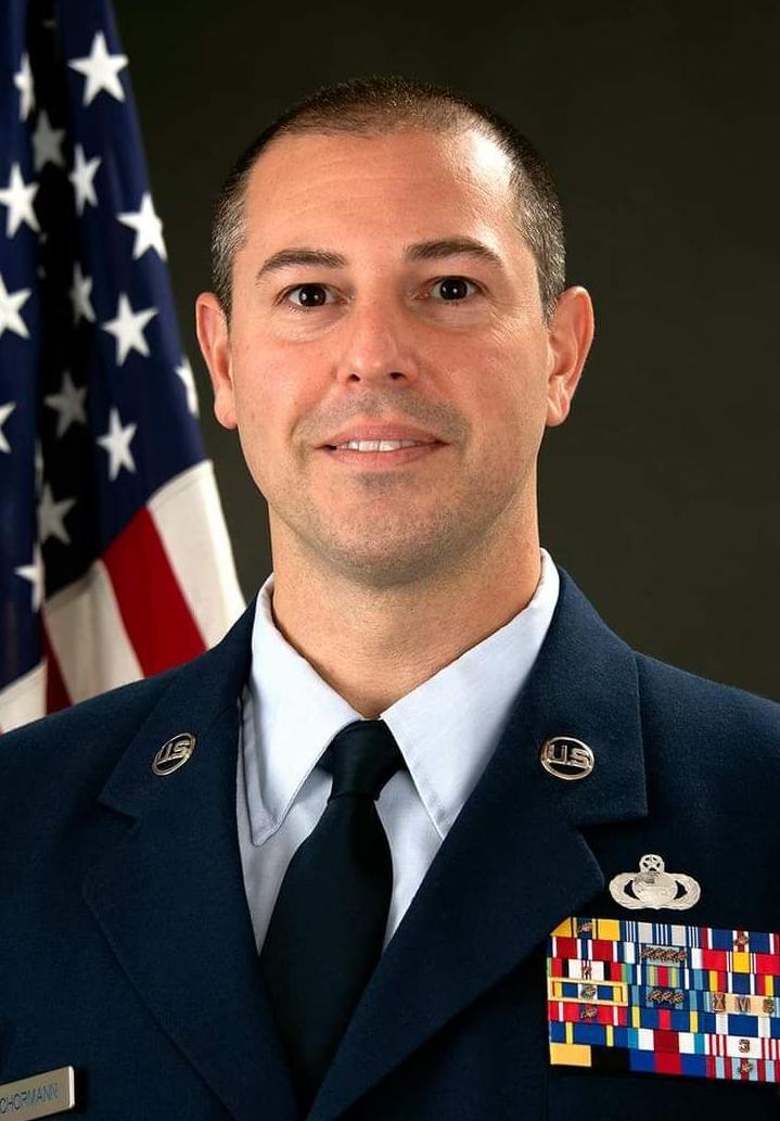 Michael Schormann, U.S. Air Force, Air National Guard
