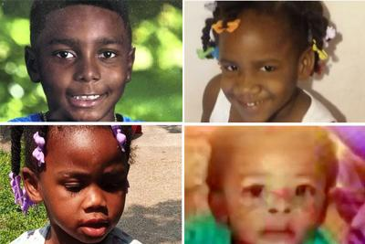 Four young St. Louis children shot to death in 2019