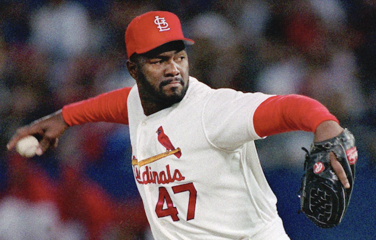 As he enters the Hall of Fame, Lee Smith thinking of Bob Gibson