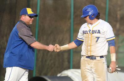 St. Dominic vs. Borgia baseball