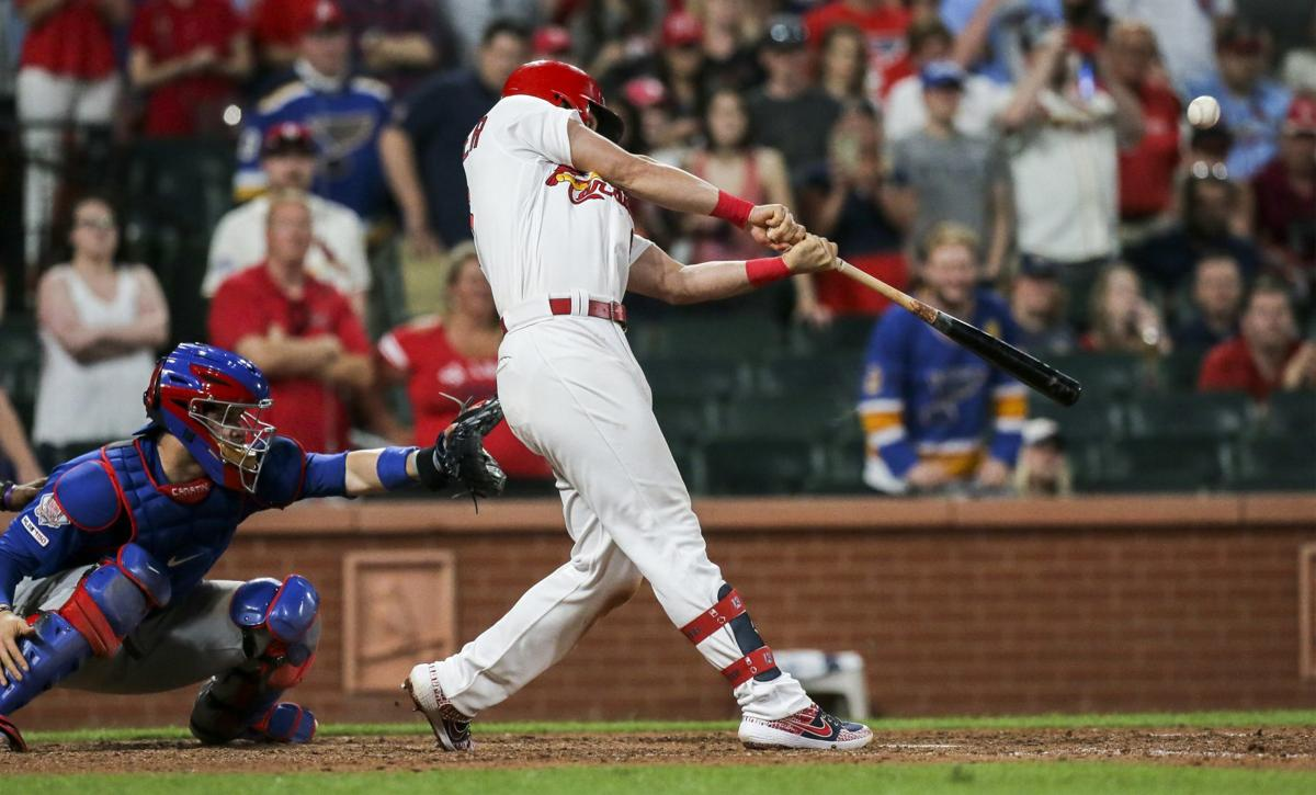 Photos: Carpenter nails Cubs with 10th-inning hit