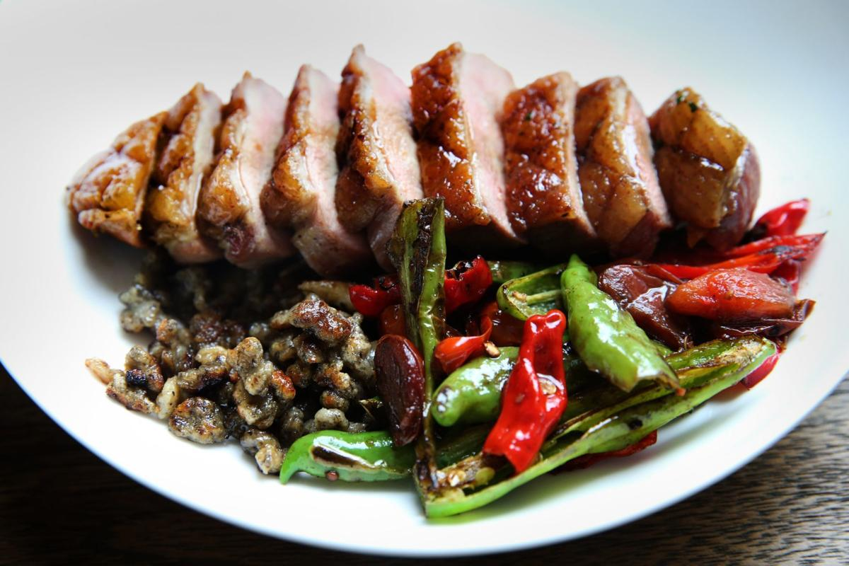 Dining Review: Duck Breast at The Last Kitchen