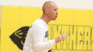 Zumwalt Βόρεια προπονητής Morrison, ένας επιζών του καρκίνου του εγκεφάλου, ελπίζει η μάχη μπορεί να εμπνεύσει