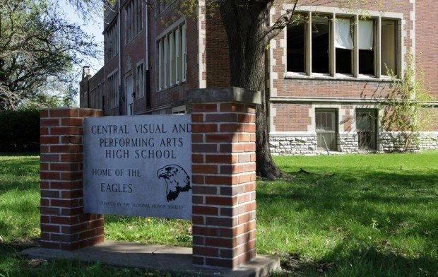 Vacant St  Louis schools ravaged by looters | Education