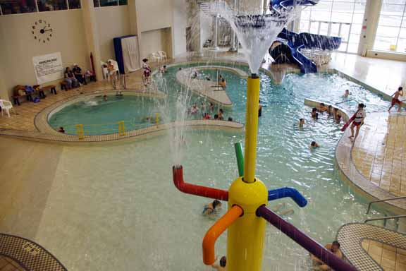 St Peters Rec Plex Leisure Pool Closes For Emergency
