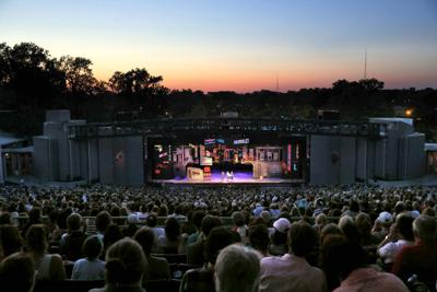 New stage highlights The Muny's 101st season opener