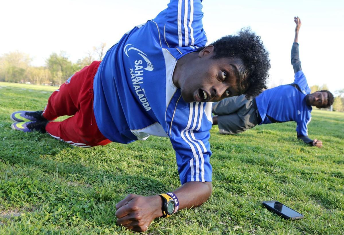 Somalia soccer stars come to St. Louis