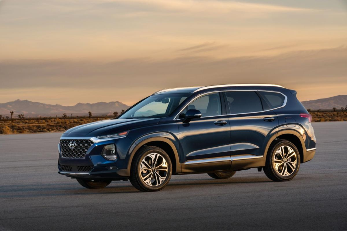 2019 Hyundai Santa Fe It No Longer Feels The Need To Point Out It S A Sport Automotive Stltoday Com