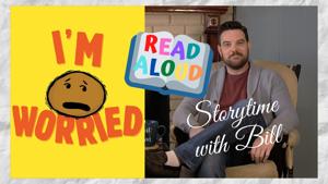 Kinder langweilen sich zu Hause? St. Louis-Schauspieler Bill Parmentier liest, um Sie auf YouTube