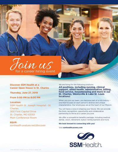 Discover your new career with SSM Health