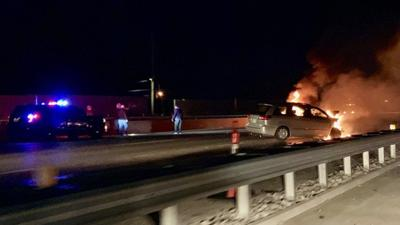 O'Fallon, Mo , man killed in fiery crash on eastbound I-70