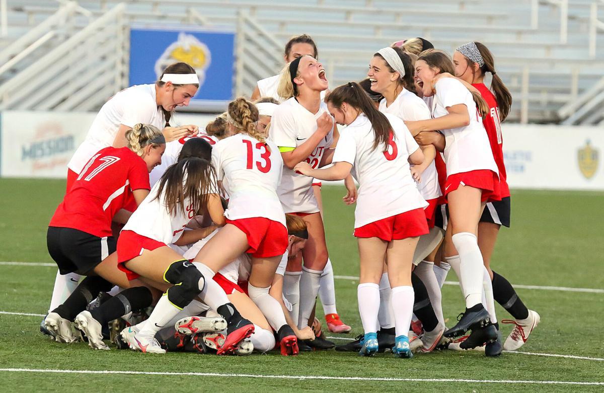 Fort Zumwalt South vs. Grain Valley girls soccer