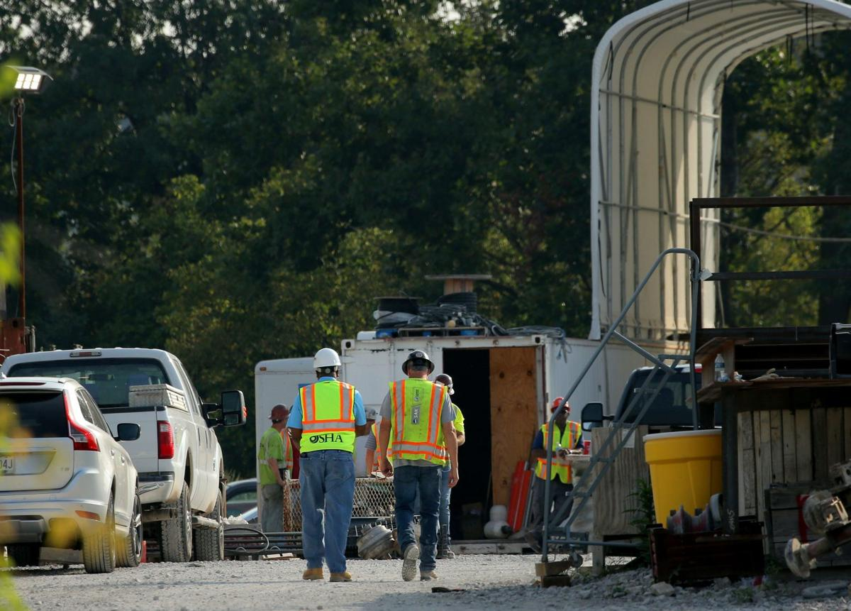 Worker killed in construction accident in Shrewsbury
