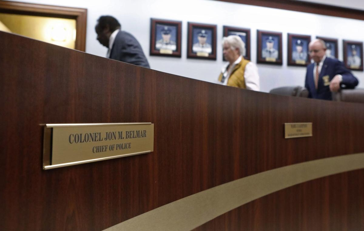 County Police Commissioners meet to decide future