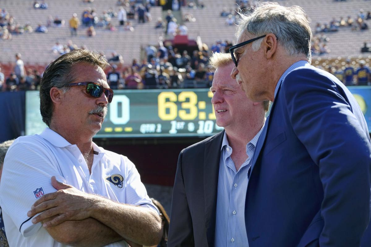 BenFred: Jeff Fisher reminds us why NFL wants to keep St. Louis lawsuit private