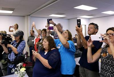Missouri adoptees view birth certificates