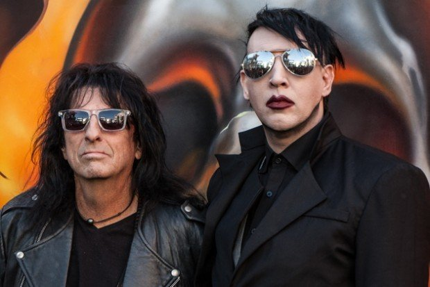 Alice Cooper calls Marilyn Manson pairing inevitable | Music | stltoday.com