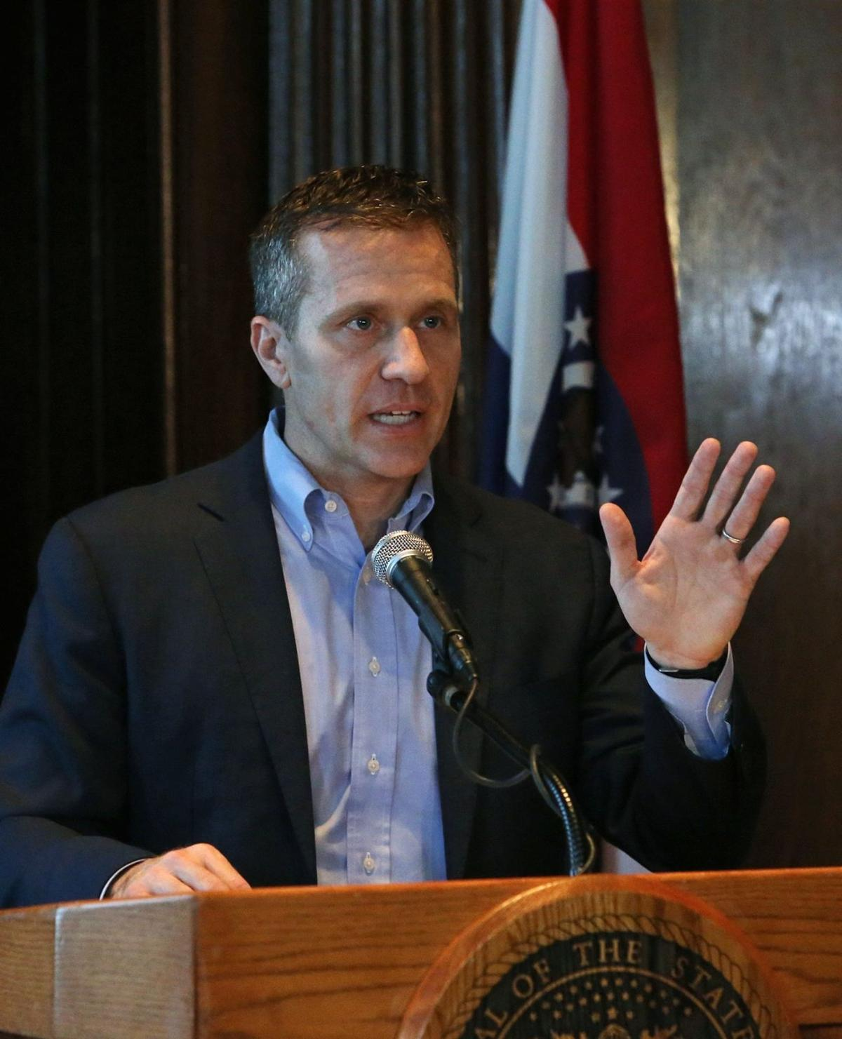Gov. Greitens calls this a witch hunt