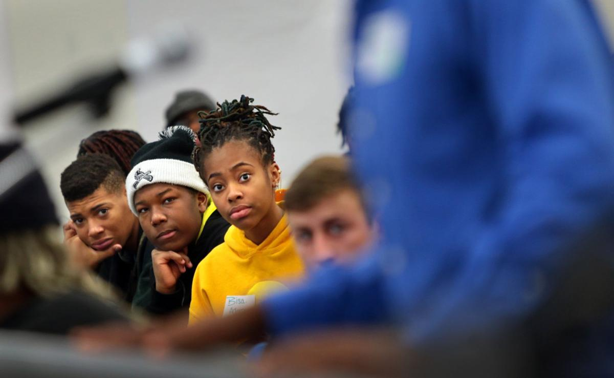 Ferguson Commission hears from youth