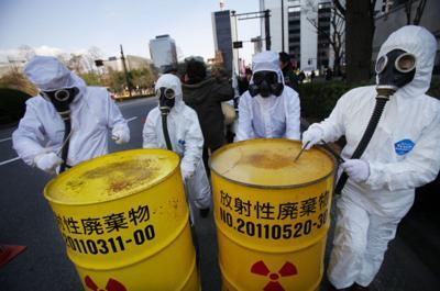 Japan Nuclear Anniversary