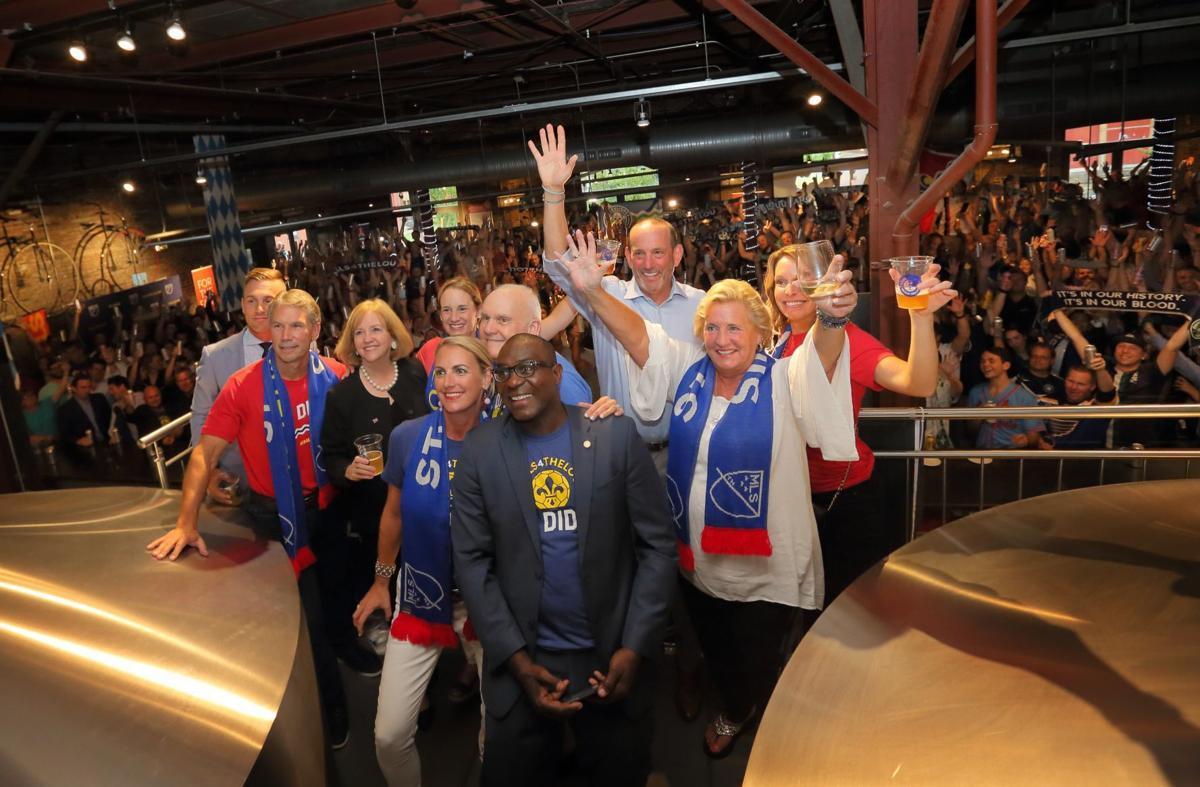 MLS announces St. Louis as next expansion team
