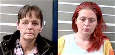 Illinois women charged with cooking meth in church | Law and order