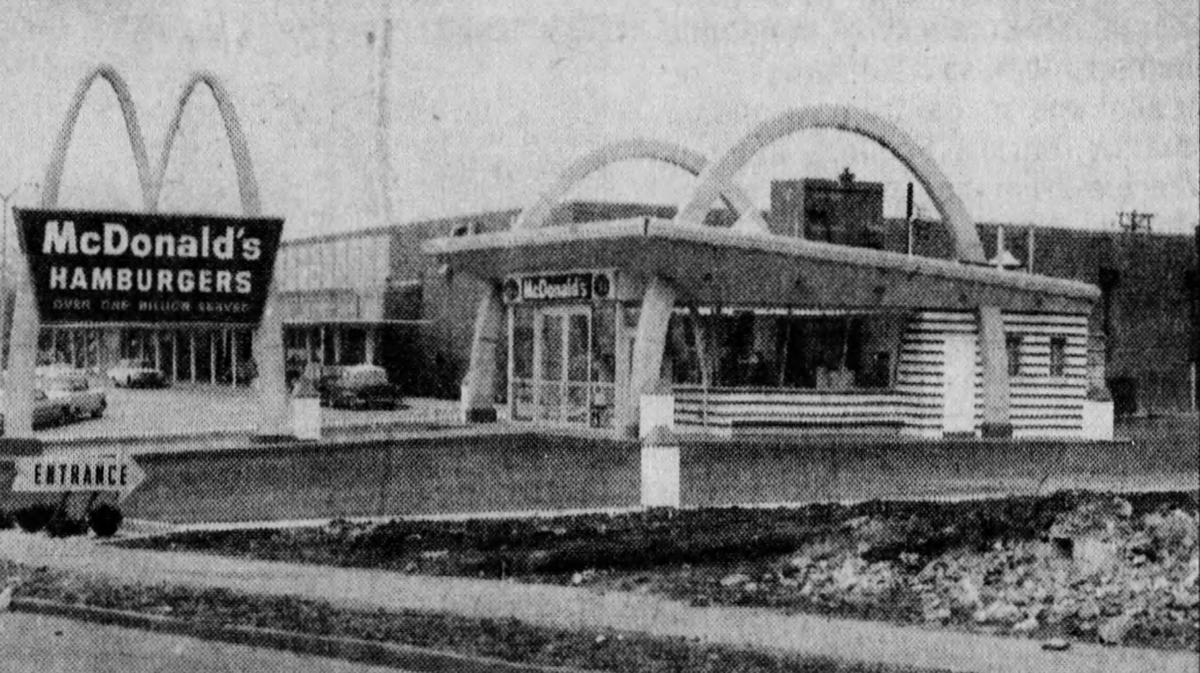 The Crestwood McDonald's