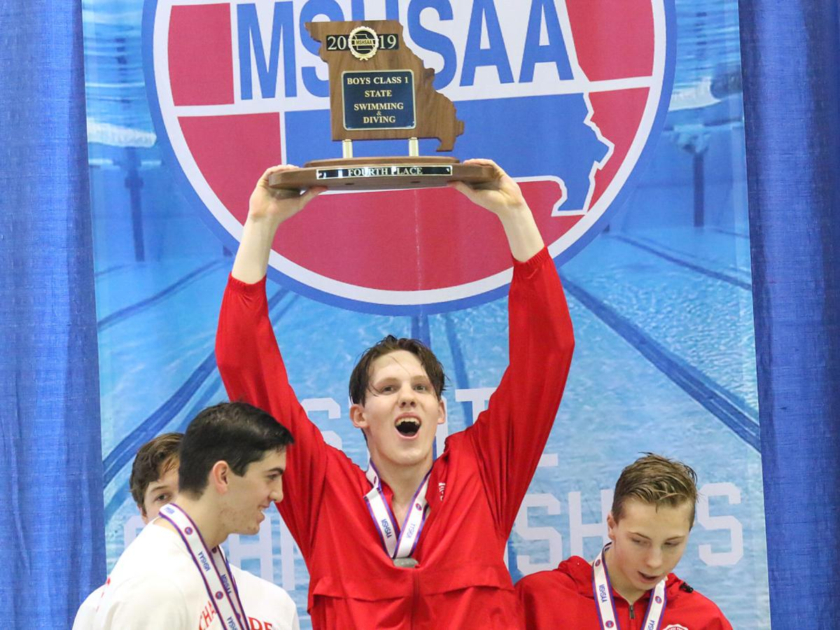 Missouri Class 1 swimming and diving championships, finals
