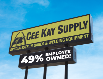 All 135 Employees Now Own 49% of Cee Kay Supply, Inc.