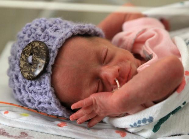 Rare triplets born at Mercy Hospital