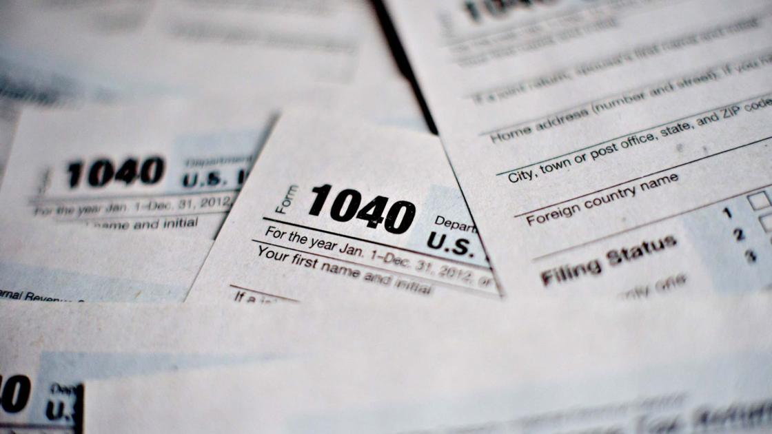 The Lazy Taxpayers Guide To Tax Day Business Stltoday