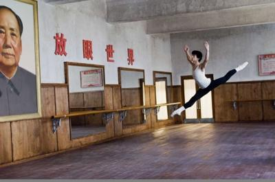 """Mao's Last Dancer"""